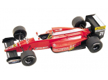 Dallara-Ford F189 San Marino GP (Caffi-De Cesaris)