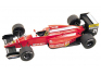 Dallara-Ford F189 San Marino GP 1989 (Caffi-De Cesaris)