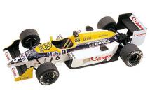 Williams-Honda FW11 Australian GP 1986 (Mansell-Piquet)