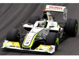 Brawn GP-Mercedes BGP001 Brasilian GP-Italian GP 2009 (Button-Barrichello)