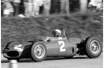 Ferrari 156 F1 Italian GP (Hill)