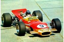 Lotus-Ford 49B Monaco GP (Hill)