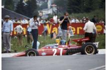 Ferrari 312B Belgian GP (Ickx-Giunti)