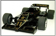 Lotus-Renault 93T San Marino GP (De Angelis)