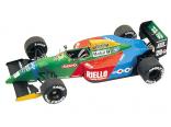 Benettton-Ford B189B USA GP (Nannini-Piquet)