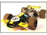 Brabham-Ford BT26 Belgian GP 1970 (Bell)