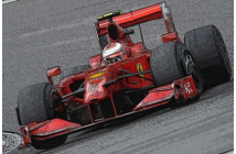 Ferrari F60 Belgium GP (Räikkönen-Badoer)