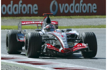 McLaren-Mercedes MP4/22 Italian GP (Alonso-Hamilton)