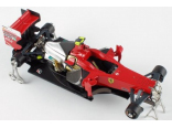 Ferrari F60 Garage-Belgium GP (Räikkönen-Badoer)