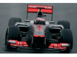 McLaren-Mercedes MP4/27 Brazilian GP (Hamilton-Button)