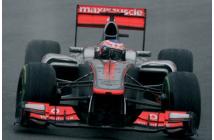 McLaren-Mercedes MP4/27 Brazilian GP (Hamilton-Button)
