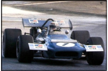 March-Ford 701 Spanish GP 1970 (Stewart+Servoz-Gavin)