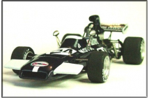 Politoys-Ford FX3 British GP 1972 (Pescarolo)
