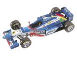 Benetton-Renault B197 Monaco GP 1997 (Alesi-Berger)