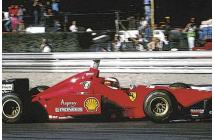 Ferrari F310 Italian GP (Schumacher-Irvine)