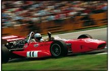 March-Ford 701 Germany GP 1970 (Andretti)