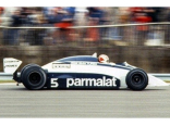 Brabham-BMW BT50 Test British GP (Piquet)