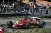 Ferrari 126C2 Belgian GP (Villeneuve-Pironi)