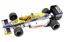 Williams-Honda FW10B Australian GP 1985 (Mansell-Rosberg)