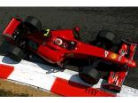 Ferrari F60 Italian GP Räikkönen-Fisichella)