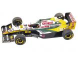 Lotus-Mugen Honda 109 Australian GP (Salo-Zanardi)
