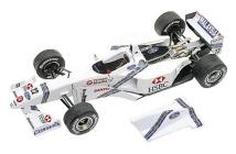 Stewart-Ford SF1 Monaco GP (Barrichello-Magnussen)