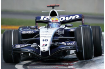 Williams-Toyota FW29 Canadian GP 2007 (Rosberg-Wurz)