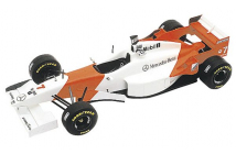 McLaren-Mercedes MP4/11 Australian GP (Häkkinen-Coulthard)