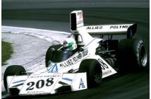 Brabham-Ford BT42/3 British GP (Lombardi)