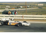 McLaren-Ford M19 South African GP 1972 (Hulme-Revson)
