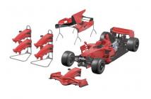 Ferrari F2008 Brasilian GP (Räikkönen-Massa)