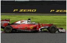 Ferrari SF16-H Japanese GP (Vetel-Räikkönen)