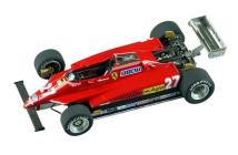 Ferrari 126C2 South African GP (Villeneuve-Pironi)