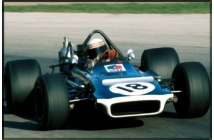 March-Ford 701 Italian GP 1970 (Stewart+Cevert)
