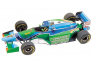 Benetton-Ford B194 Spanish GP (Schumacher-Lehto)