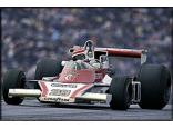 McLaren-Ford M23 Austrian GP (Piquet)