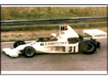 Ensign-Ford N175 Austrian GP 1975 (Amon)