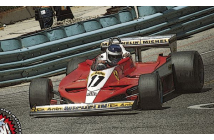 Ferrari 312T3 USA-West GP (Reutemann-Villeneuve)