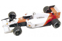 McLaren-Honda MP4/6 USA GP (Senna-Berger)