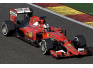 Ferrari SF15-T Belgian GP-900GP (Vetel-Räikkönen)
