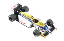 Williams-Honda FW11B Hungarian GP 1987 (Mansell-Piquet)