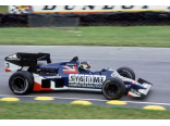 Tyrrell-Ford 012 British GP (Johansson)
