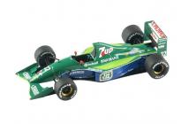 Jordan-Ford 191 Belgian GP (Schumacher-De Cesaris)