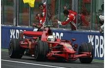 Ferrari F2008 French GP (Räikkönen-Massa)