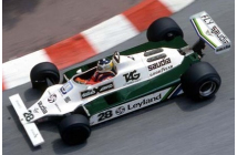 Williams-Ford FW07B Monaco GP 1980 (Jones-Reutemann)