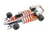 Toleman-Hart TG 184 Italian GP (Senna)