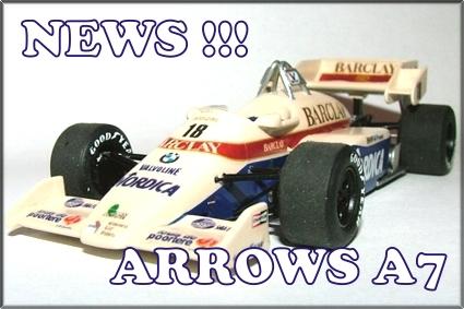 Arrows A7