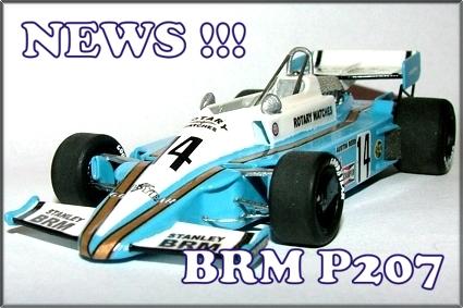 BRM P207